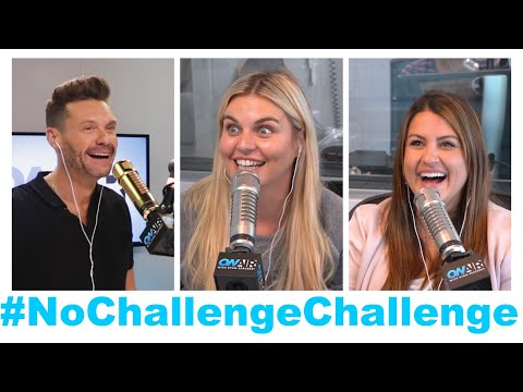 Ryan Seacrest - Ryan Seacrest Challenges the Internet to a #NoChallengeChallenge Summer