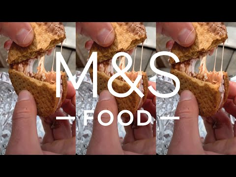 M&S Food | Chris Baber's Homemade S'mores