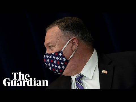 Mike Pompeo testifies before Senate foreign relations committee – watch live