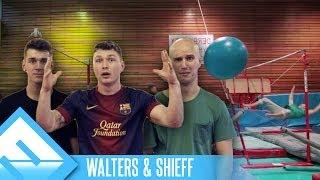 3 Guys 3 Balls | Walters & Shieff (ep. 2)