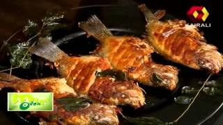 Karimeen Masala Roast & Lemon Squash Magic Oven
