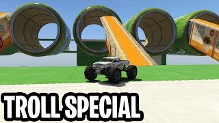 5 SPECIALE TROLLRACES IN 1 VIDEO! (GTA V Online Funny Races)