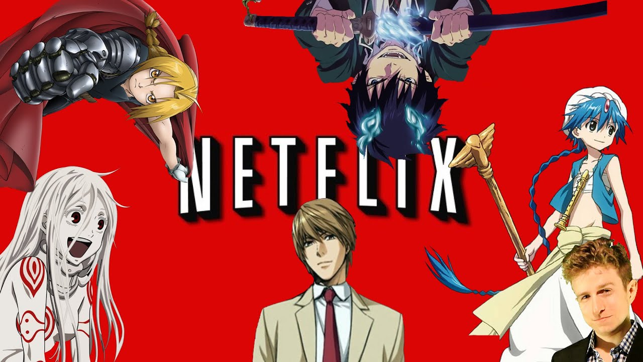 Top 10 Anime On Netflix 3 15