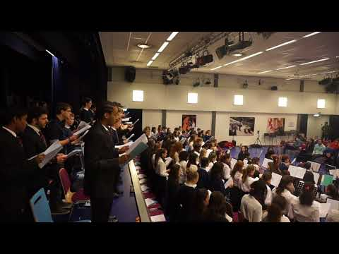 Music exchange with St George's International School in Rome
