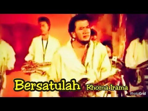 Rhoma Irama - Bersatulah           - Video Clip Soneta Group