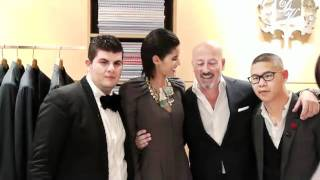Domenico Vacca Fashion's Night Out 2010 Thumbnail