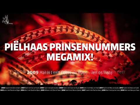 Piëlhaas Prinsennummers Megamix