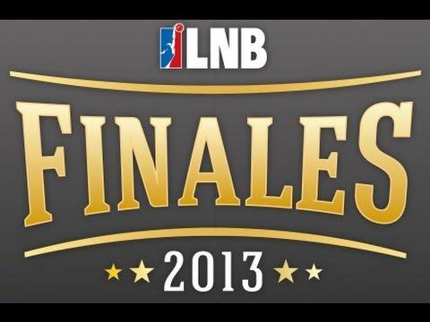 Finales Pro B Antibes vs Chalons-Reims 4e QT