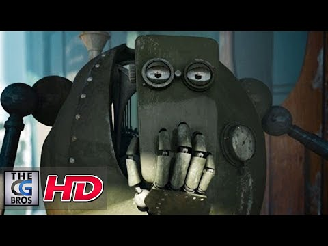 "CGI Animated Shorts :**Award Winning** ""Bibo"" - by Anton Chistiakov & Mikhail Dmitriev"