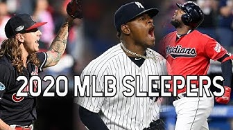 Who are the biggest sleepers in 2020 fantasy baseball drafts? | ROTOWORLD