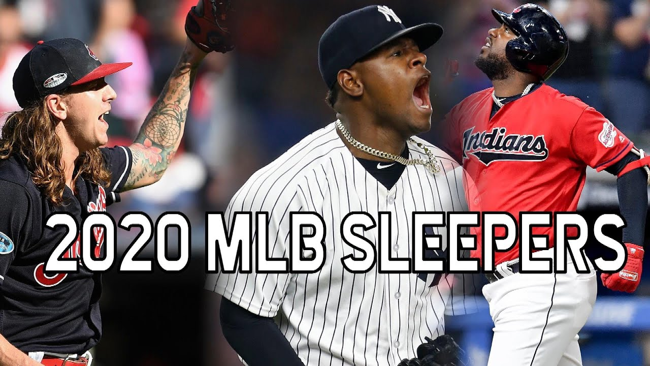 2020 Mlb Home Run Leaders.Who Are The Biggest Sleepers In 2020 Fantasy Baseball Drafts Rotoworld