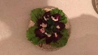 Салат из свеклы. Современное видение старого рецепта