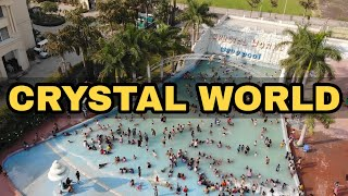 CRYSTAL WORLD WATER PARK HARIDWAR | INDIA'S FASTEST LOOP SLIDE | BEST WATER PARK