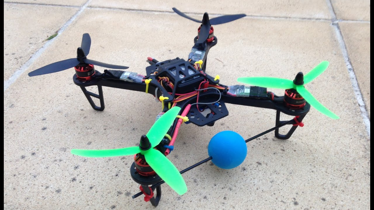 Hobbyking Diatone 250 Quadcopter Orientation Ball  Hope This Will Save Me Some Propellers