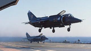 Les avions à décollage et atterrissage verticaux