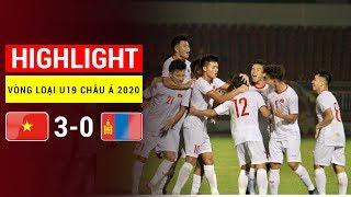 Highlight U19 Việt Nam - U19 Mông Cổ | Việt Nam Đè Bẹp Đế Chế Mông Cổ Với Tỷ Số Không Tưởng 1080i