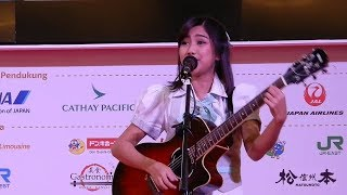 Group: JKT48 Acoustic Nadila Ayen Sisca Aurel Song: Mirai'e - Dipop...
