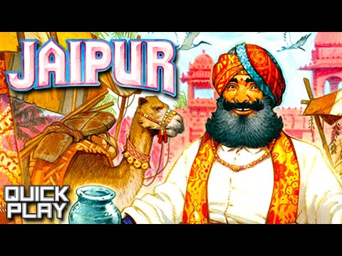 Jaipur! Based on the Card Game! (Quick Play)