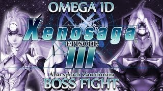Ⓦ Xenosaga Episode 3 Walkthrough - Omega Id Boss Fight