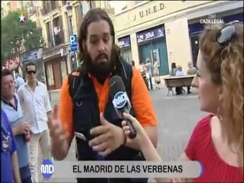 Curiosidades del Madrid m s verbenero Telemadrid