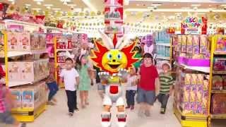 Páscoa Ri Happy - Ganhar Brinquedo é UAAAU!