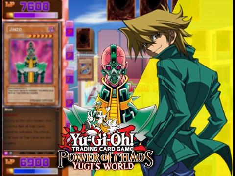 Yugioh! Legacy of the duelist duelist kingdom -panik vs yugi.