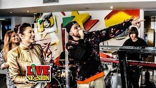 Shift feat. Andra - Sus Pe Toc (Live la ProFM)