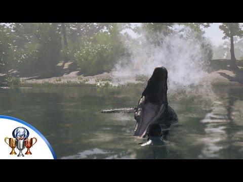 Mafia 3 Alligator Mayhem - Bon Appétit! AND Next Time Swim Faster Trophy & Achievement Guides