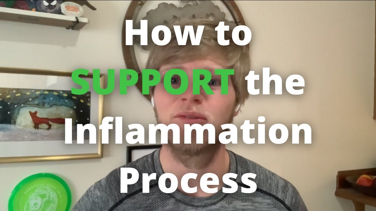 How to Support a HEALTHY Inflammation Process