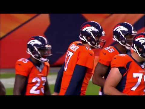 The 2015 Denver Broncos - Road to Super Bowl 50 Part 2 : Weeks 6-12