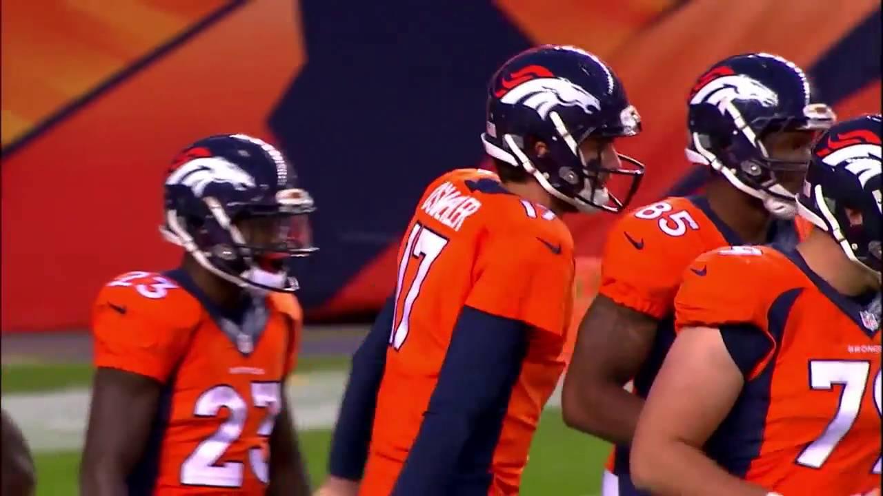 The 2015 Denver Broncos - Road to Super Bowl 50 Part 2   Weeks 6-12 ... 6003ae021
