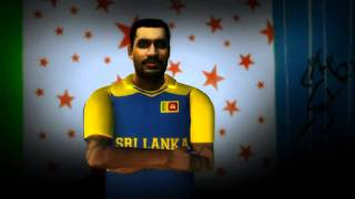 Tribute to Sri Lanka cricket team to win 2015 world cup