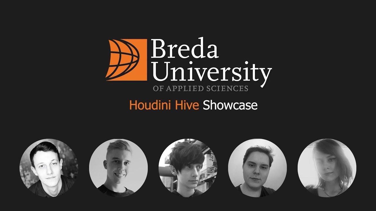 Student Procedural Showcase | Houdini Hive Education Edition 2020