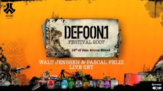 Walt Jenssen & Pascal Feliz Live @ Defqon 1 2007