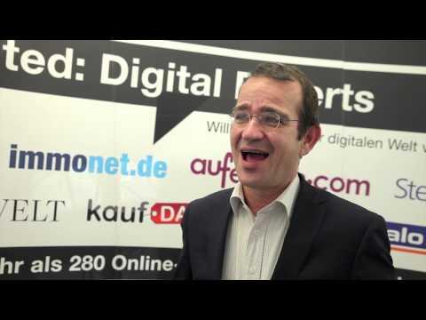 Axel Springer @ Recruiting Days ESCP Europe Berlin
