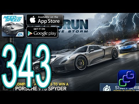 NEED FOR SPEED No Limits Android iOS Walkthrough - Part 343 - NEW Update DevilsRun: Alpine Storm