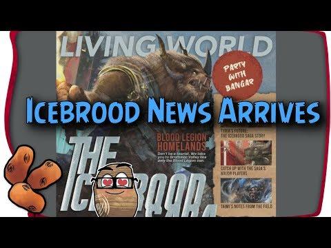New Icebrood Saga Details Published In New Guild Wars 2 Magazine