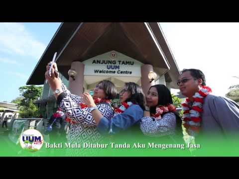 UUMTV -  ( Rimba Hijau ) Lagu Tema Discover UUM 2016