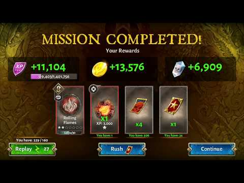 Dungeon Hunter 5 Solo Mission 80 Dungeon Hunter 5 Gameplay Android Version Full HD