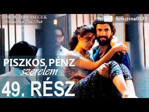 Piszkos Pénz, Szerelem 49.rész- Kara Para Ask (Hungarian subtitles) videó letöltés