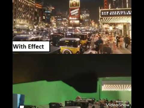How cgi works in to movie real vs reel