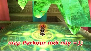 Truy Kích - Review map Parkour mới '' Điện thờ thần - Mức độ siêu khó ''