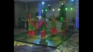 Dance Performance On Dhol Jagiro Da @ WSP Annual Day