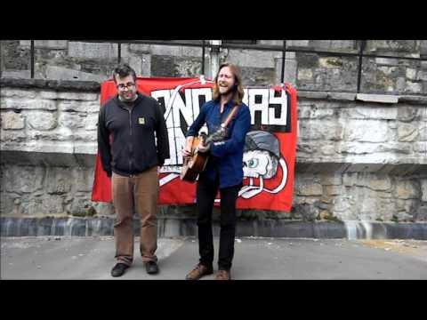WWR Castle Sessions: Cory Branan & Jon Snodgrass - The Corner