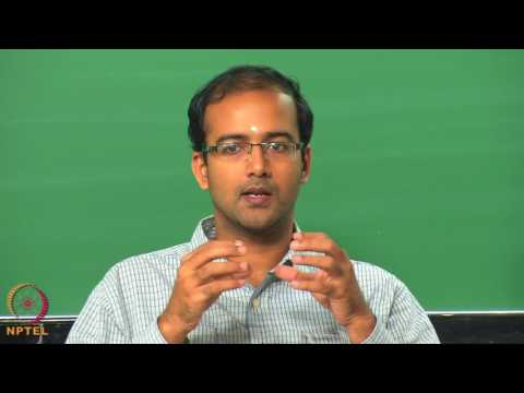 Micro and Nano scale energy transport-Week10lec01