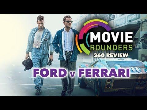 Ford v Ferrari - 360 Movie Review