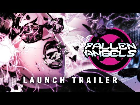 FALLEN ANGELS #1 Launch Trailer   Marvel Comics