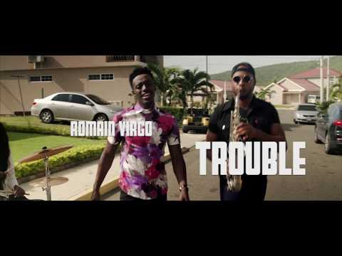Romain Virgo - Trouble | Official Music Video