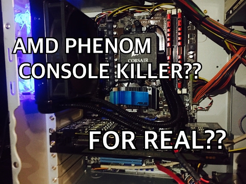 9YEARS OLD Cpu AMD X6 1055T+GTX 950= EPIC GAMING PC