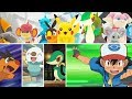 Pokémon the Series Theme Songs—Unova Region